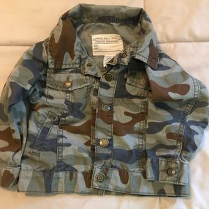 Carters boys jacket